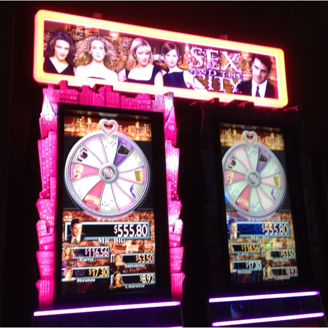 Sex and the city slot machine images 58