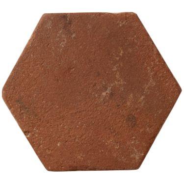 Hexagon - Reclaimed Terracotta - Wall & Floor Tiles | Fired Earth