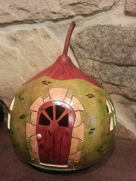 Gourd house