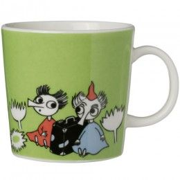 Moomin Mug - Thingumy & Bob