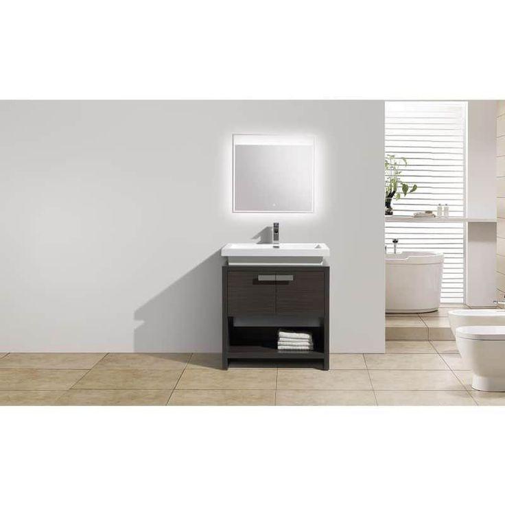 Best 25 30 inch vanity ideas on pinterest 30 inch for Levi 29 5 single modern bathroom vanity set