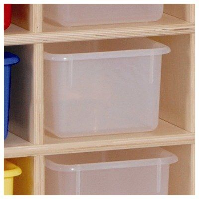 20 Tray Cubby Storage With Tray Tray Color Opaque By Steffy Wood Products 371 99 Swp9012to Tray Color Opa Cubby Storage Cubby Bins Veneer Panels