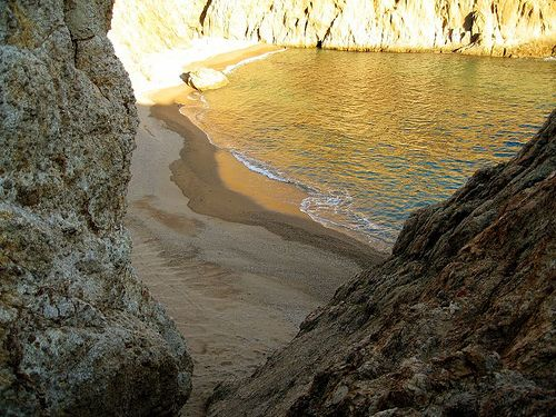 Life is a beach  Samothraki island Greece