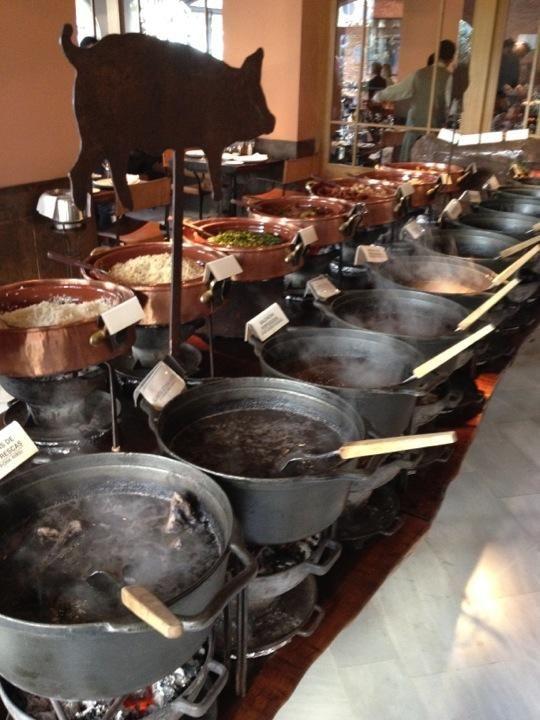 Restaurante Rubaiyat +34 913 59 10 00  4 de lo mejor de 2014 Calle de Juan Ramón Jiménez 37 Madrid, Madrid provincia, España  Cuzco 10 www.rubaiyat.es