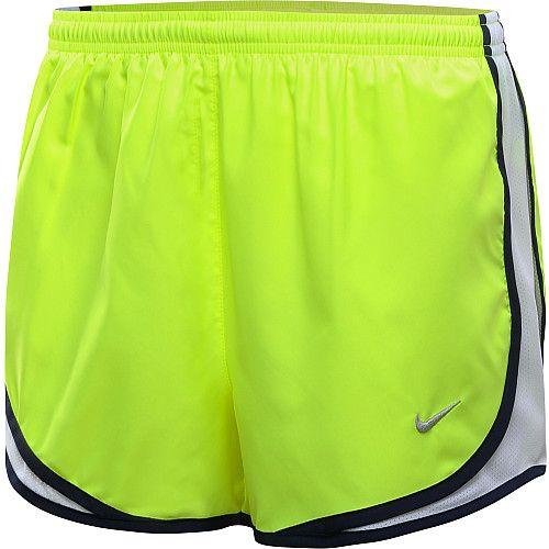 NIKE Women's Tempo Track Running Shorts #giftofsport