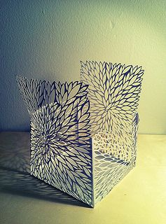 The paper cuttings of artist Rachael Ashe of Vancouver, British Columbia. Featured on All Things Paper.  Amazing.