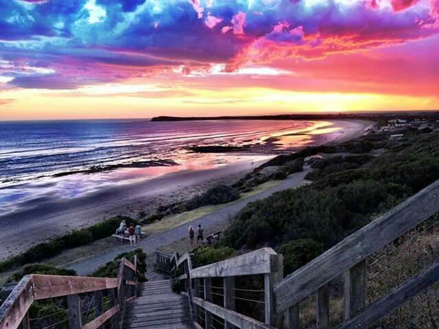 Ocean grove Australia