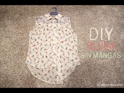 DIY Cómo hacer una blusa básica (patrones de camisa gratis) - http://soylachica.com/diy-como-hacer-una-blusa-basica-patrones-de-camisa-gratis/