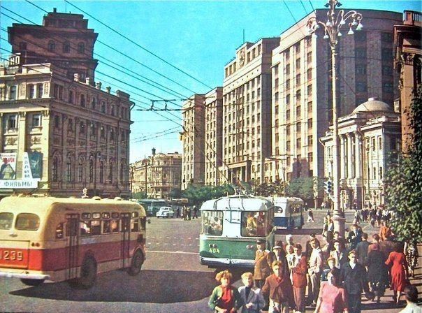 Москва, 1964 год