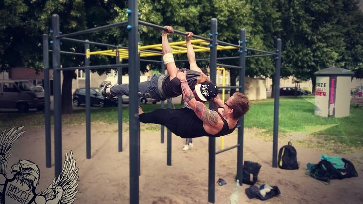 Double back/front lever
