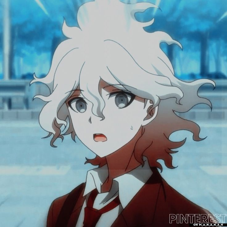 Pin by Ruba on Icons in 2020 Aesthetic anime, Nagito