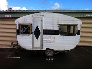 Sad old Franklin Caravan for sale on eBay
