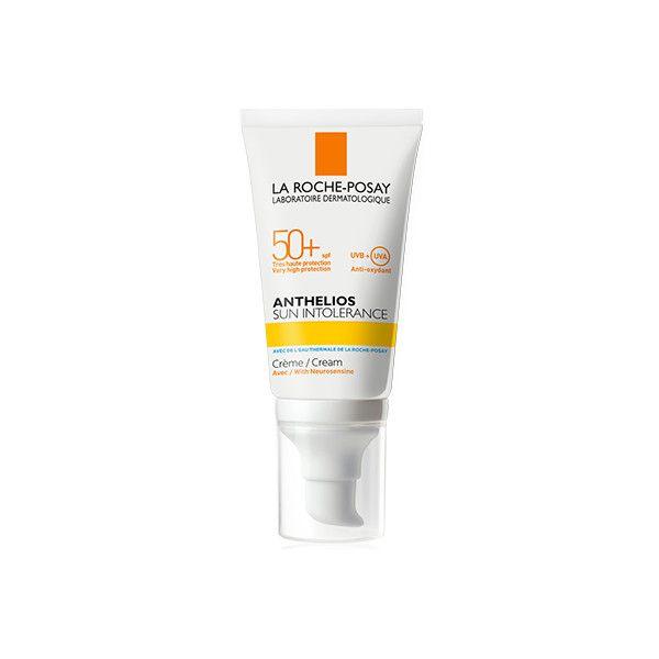 Anthelios Sun Intolerance Protector Solar La Roche Posay Crema Solar Maquillaje Para Morenas Imagenes De Maquillaje
