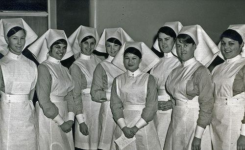 A9011(xxxiv)s+-+An+unidentified+group+of+nurses,+Royal+Newcastle+Hospital+[n.d.]