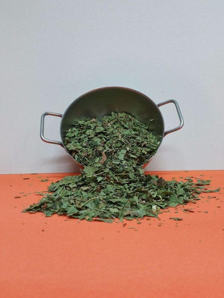 Cassis feuilles coupées tisane 100 g - Ribes nigrum L. - Plante médicinale