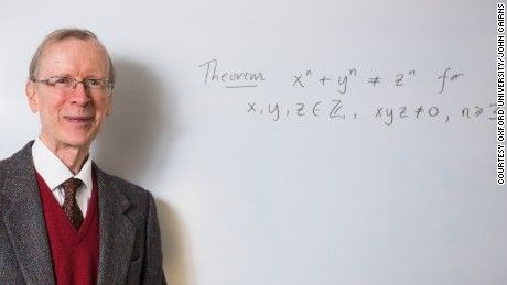 British professor Andrew Wiles wins $700,000 Abel Prize for solving a 300 year old math question (proof of Fermat's Last Theorem).