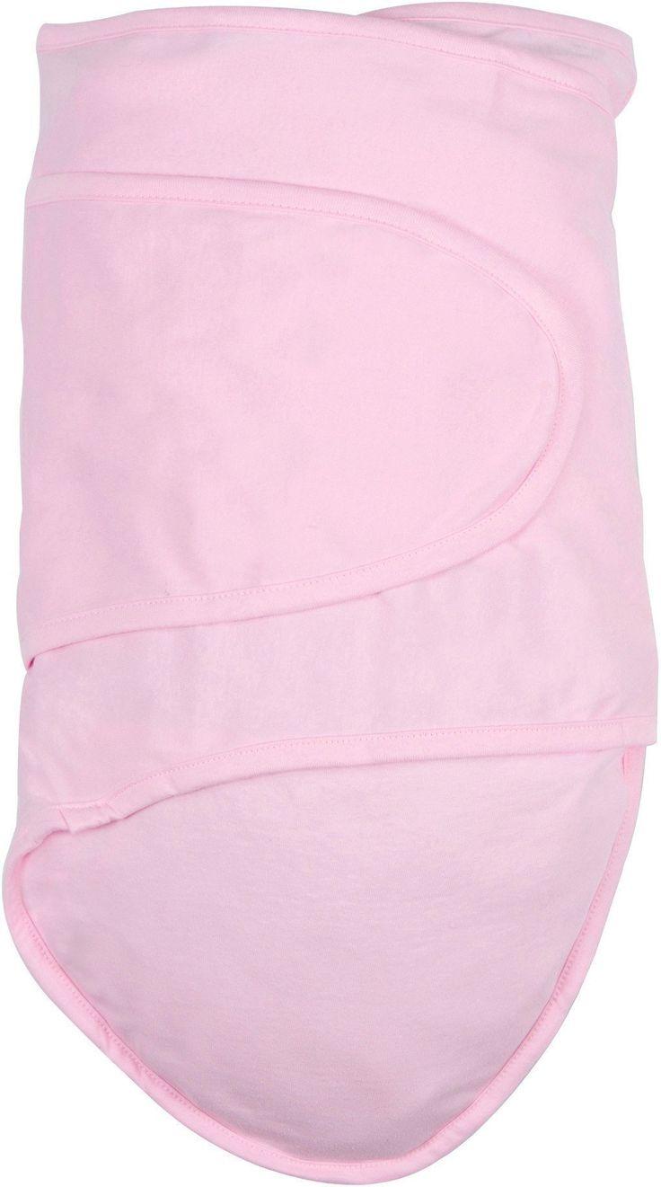 Miracle Blanket Infant Swaddler Blanket Garden Pink