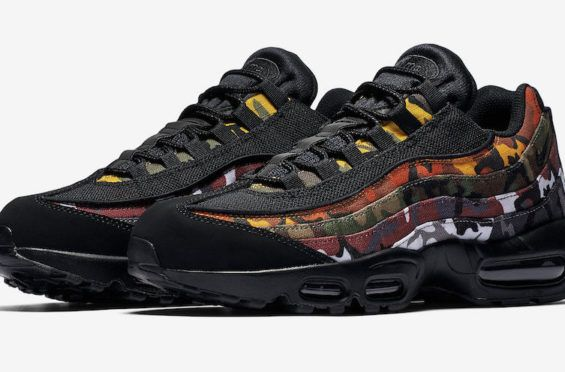 Official Images: Nike Air Max 95 ERDL