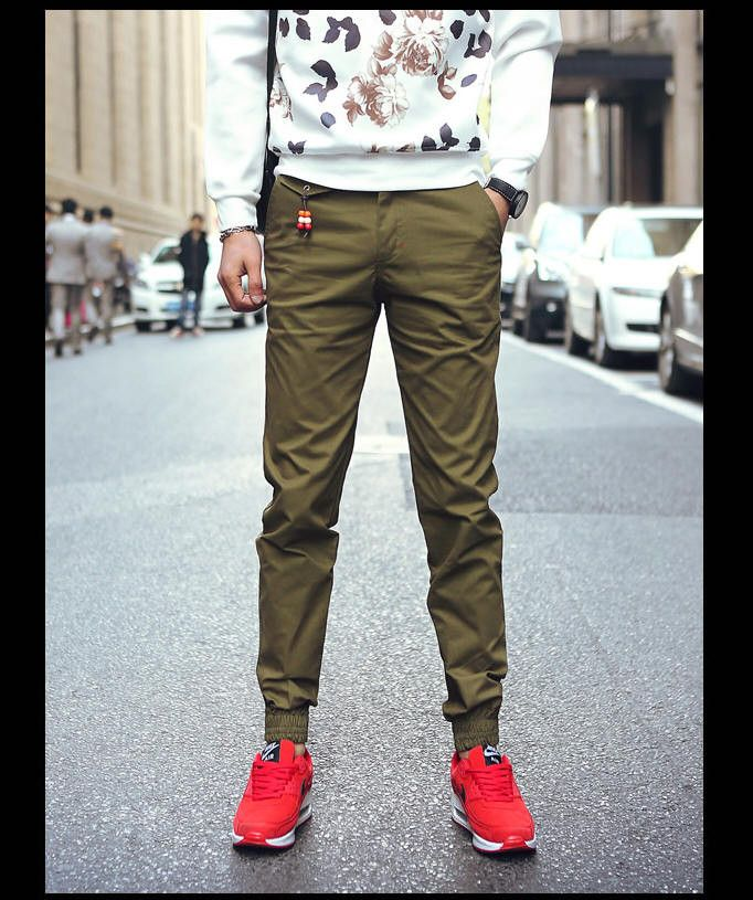Item Type: Full Length Gender: Men Fit Type: Regular Brand Name: None Waist Type: Mid Fabric Type: Broadcloth Length: Full Length Closure Type: Zipper Fly Decoration: None Pant Style: Pencil Pants Sty