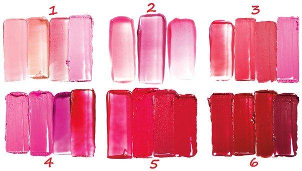 LIPSTICK: 23 Shades That Makes Teeth Whiter | www.ladylifehacks.com