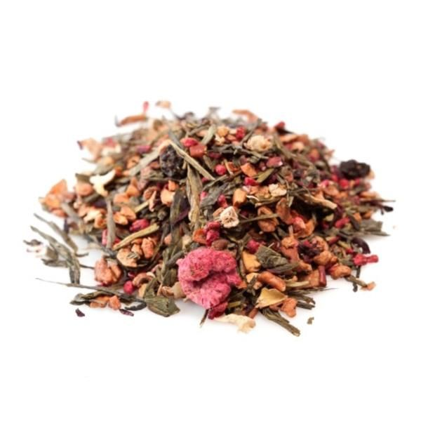 Raspberry Bush from our Enjoy range. Green tea with a twist - this berry infused green tea will have you hooked from the first sip. Naturally low in caffeine  www.toaiteanz.co.nz