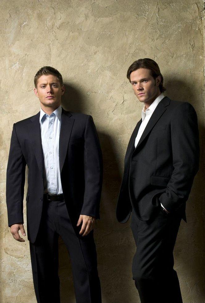 Jensen Ackles & Jared Padalecki   Supernatural