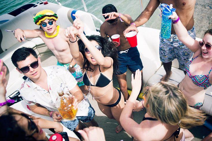 Inside Lake Havasu, the Wettest Spring Break Party in America Photos | GQ