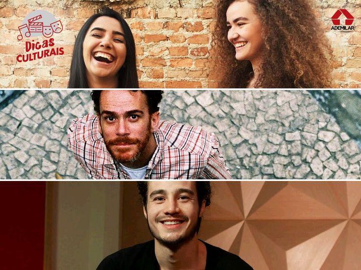 Em São Paulo acontece show de Anavitória, Nando Reis e Tiago Iorc. Veja também atrações em Curitiba e Joinville no blog.