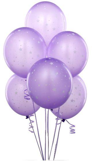 Balloons, Purple balloons and Purple on Pinterest