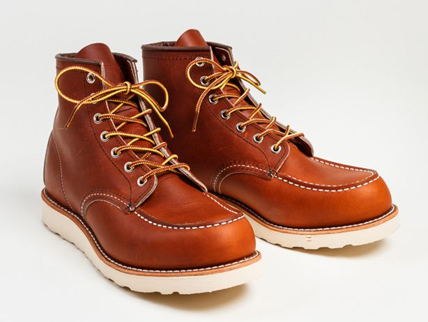 Red Wing Heritage 875 Boot, $250