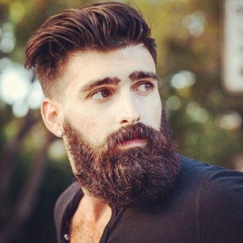 Barbe 293 coupe de cheveux homme