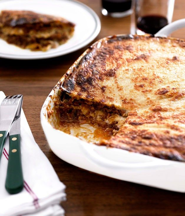 Lasagne :: Gourmet Traveller