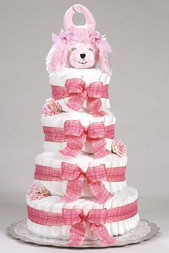 249 Best Baby Diaper Cakes Images On Pinterest Diaper Cakes Baby