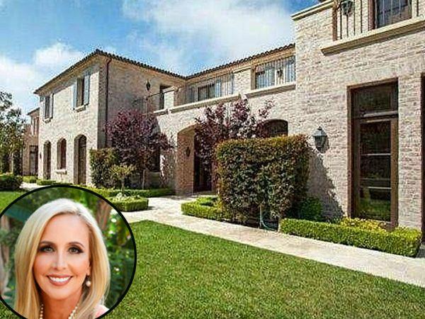 Take a tour through RHOC star Shannon Beador's mansion!
