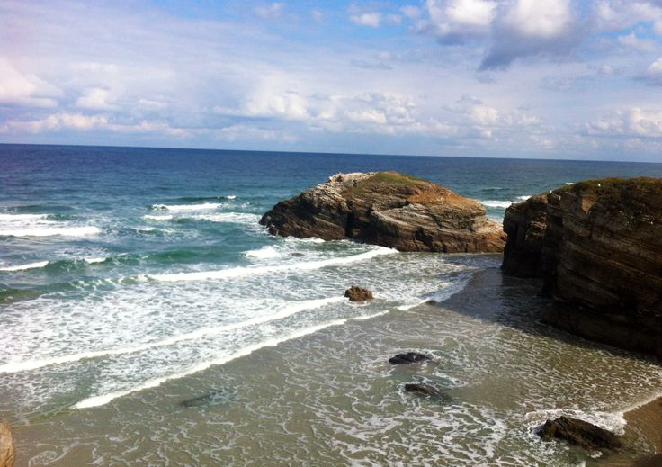 plage, mer, voyage, aventure mesure, voyage, tourisme, Espagne