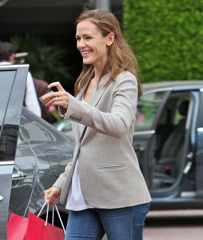 Jennifer Garner pregnant with baby #4?