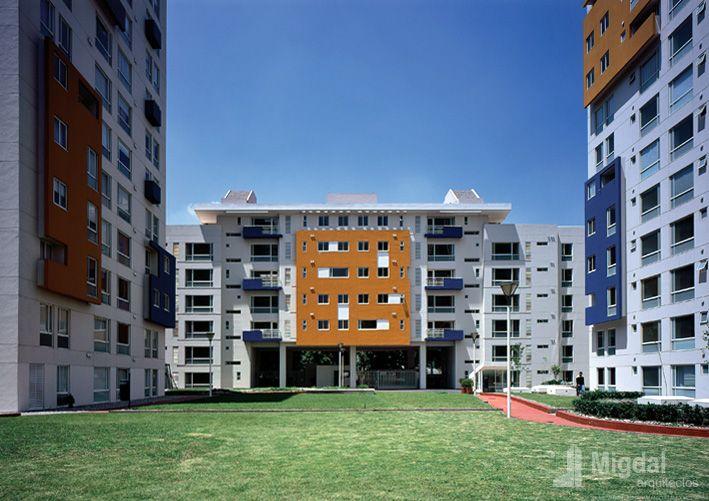 Tres Lagos Mayran, Cd. de México - Migdal Arquitectos. Foto de: Luis Gordoa