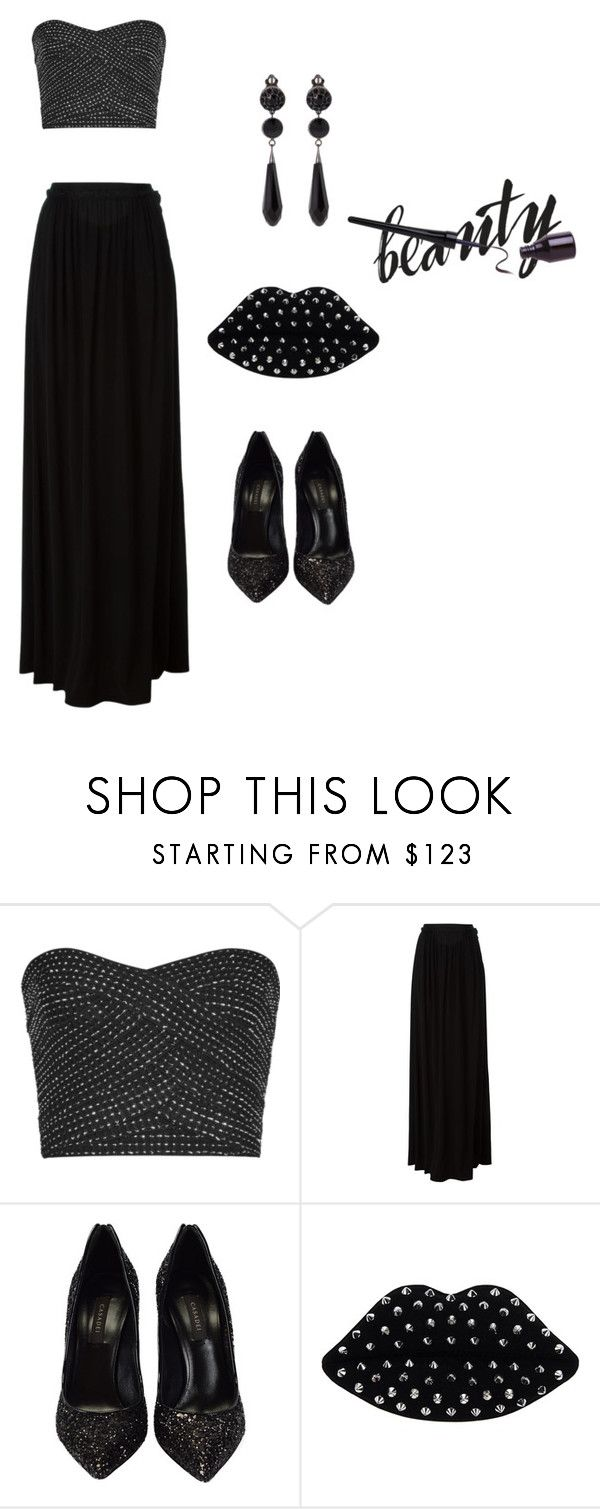 """Untitled #39"" by reetta-v on Polyvore featuring Just Cavalli, Casadei, Lulu Guinness, Givenchy, women's clothing, women, female, woman, misses and juniors"