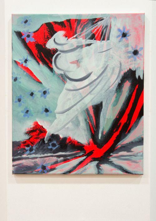 Eduardo Infante Winterreise: Irrlicht. 2017.Óleo sobre lienzo. 45 x 37 cm.