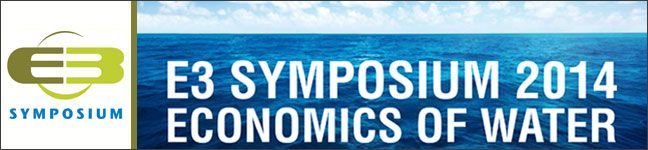 Discover Your Future Career in Sustainability at the E3 Symposium, May 9th - $25 for students, breakfast and lunch included!