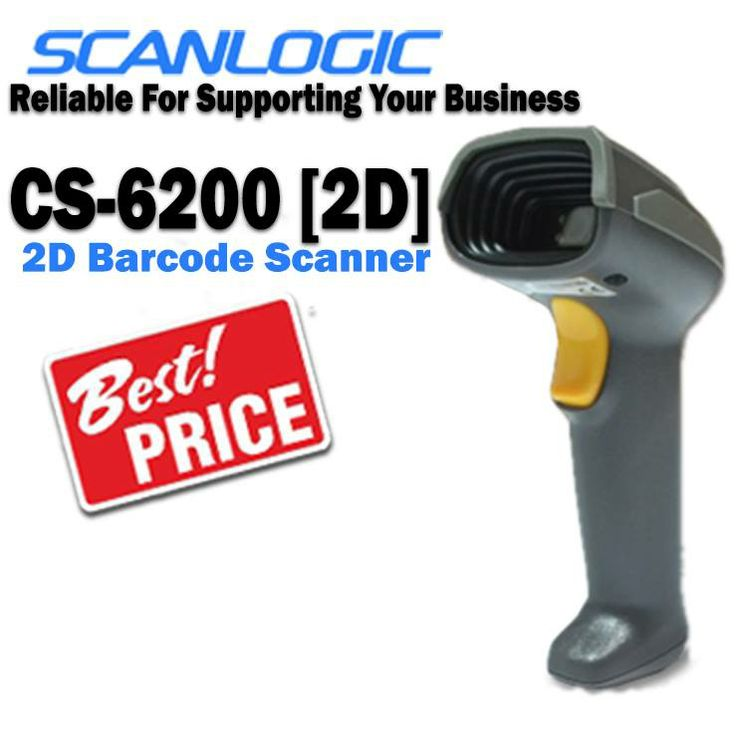 #ScanlogicCS 6200.  2D barcode reader, Get faster scan 2D & 1D with Scanlogic AIDC Solutions  . . . . Call 031-5953333 For more info