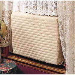 "Indoor Air Conditioner Cover (Beige) (Large - 18 -20""H x 26 -28""W x 2""D), http://www.amazon.com/dp/B0000TRTK0/ref=cm_sw_r_pi_awdm_1lKIub0XGEA2F"