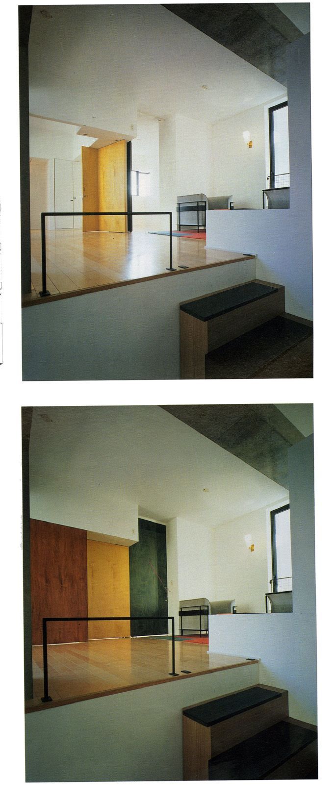 Steven holl fukuoka housing japan ademend appartement for Home holl