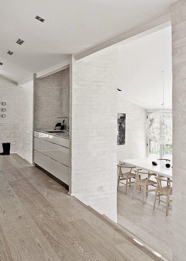 NORM Architects designed Fredensborg House in Copenhagen, Denmark