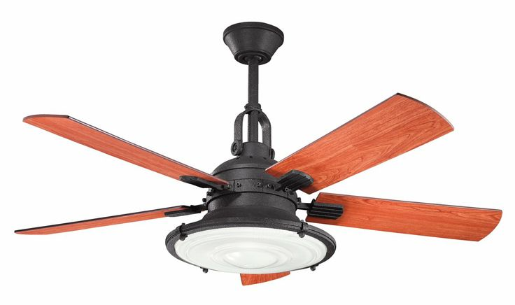 Kichler 52 Quot Kittery Point Ceiling Fan Kl 300020dbk In