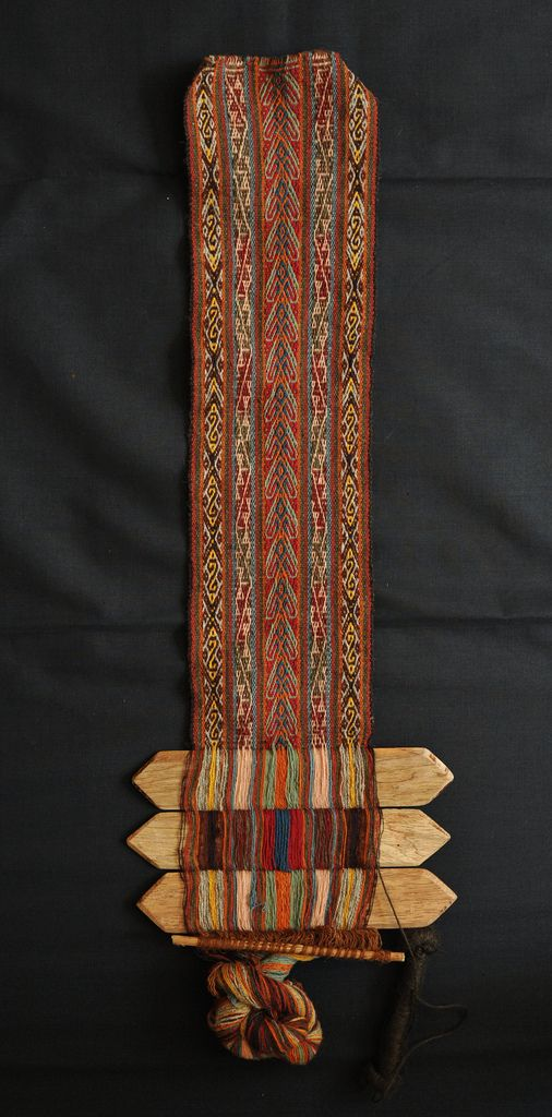 This is amazing.  All hand manipulate weaving from Peru.