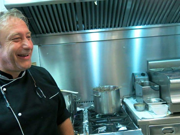 Baxevanis Experience @ Ifestioni Restaurant