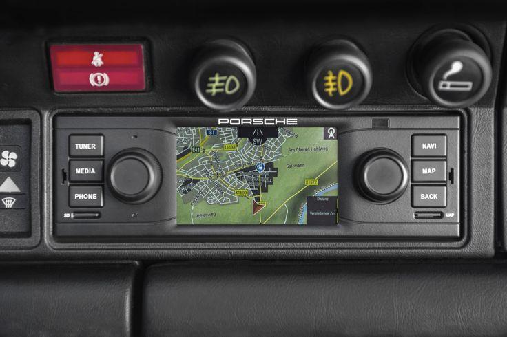Porsche Classic Radio with Navigation