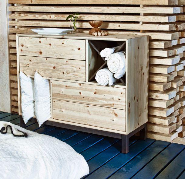 Oltre 25 fantastiche idee su camera da letto in pino su pinterest dipingere mobili in pino - Camera da letto completa ikea ...