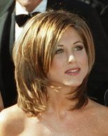The Rachel haircut .... looks better on her, but I LOVE it!